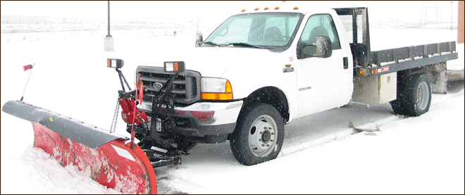 Snow Plowing Hudson County, NJ | Snow Removal NJ Image